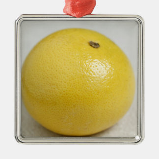 Pink pomelo For use in USA only.) Christmas Ornament