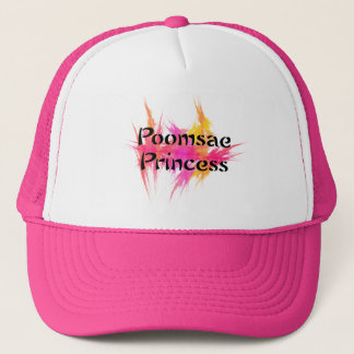 Pink Poomsae Princess Hat