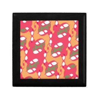Pink Pop Art Lace Gift Box