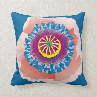 Pink Poppy Pillow