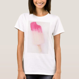 pink popsicle tee