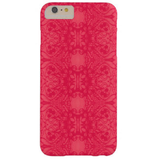 pink portable hull fushia barely there iPhone 6 plus case