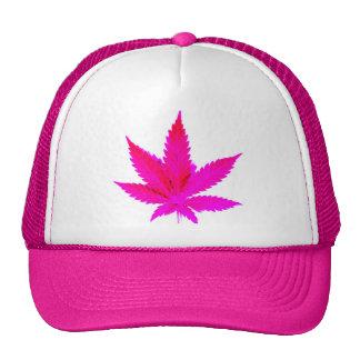 Pink Pot Cap