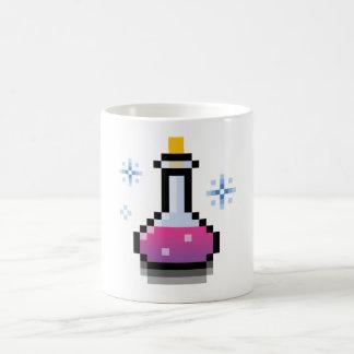 Pink potion mug