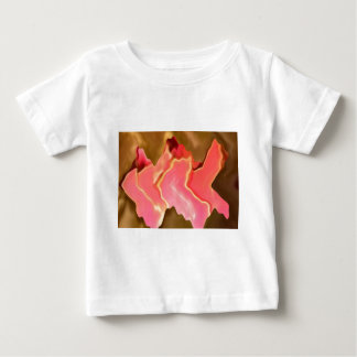 Pink Praise -  Rose Petal Art Shirts