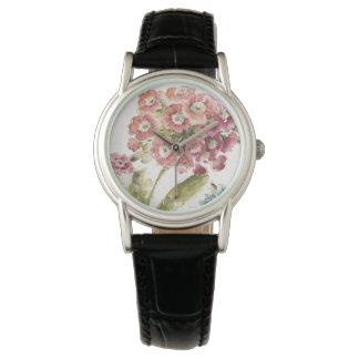 Pink Primrose Watch