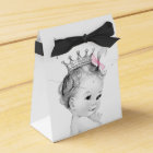 Pink Princess Baby Shower Favour Boxes