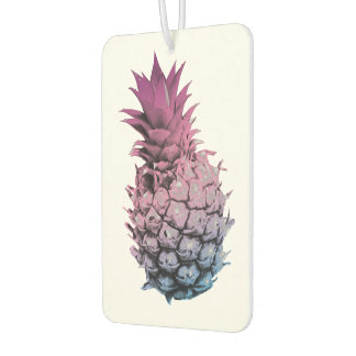 Pink Purple and Blue Pineapple