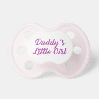 Pink & Purple Daddy's Little Girl Dummy