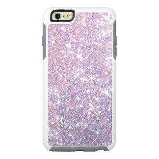 Pink Purple Glitter Otterbox iPhone 6 Case
