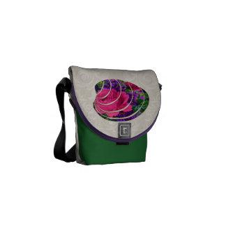 Pink & Purple Lilacs Commuter Bags