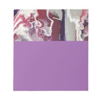Pink & Purple Note Pad