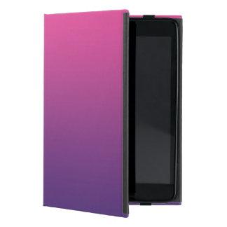 Pink & Purple Ombre Cases For iPad Mini
