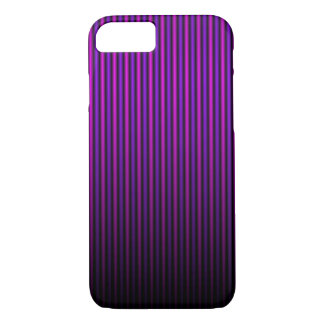PINK/PURPLE RIBBED SATIN FADE iPHONE 7/8 CASE
