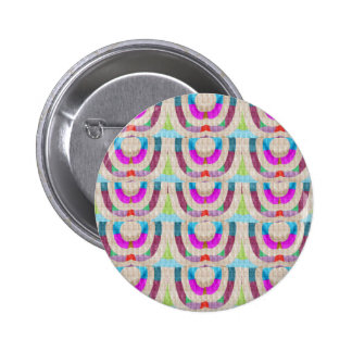 PINK Purple Sparkle Circle ETHNIC Wedding Deco ART Buttons