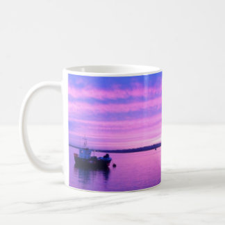 Pink/Purple Sunset Coffee Mug