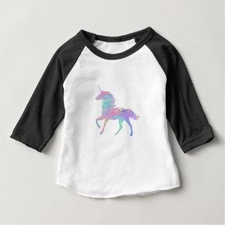 Pink Purple Unicorn Magical Baby T-Shirt