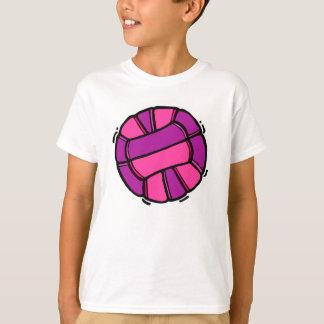Pink & Purple Volleyball T-Shirt