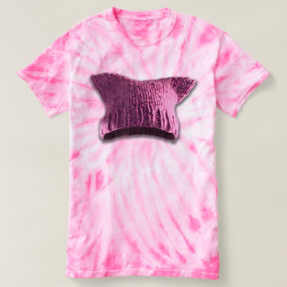 Pink Pussy Cat Hat #4 T-Shirt