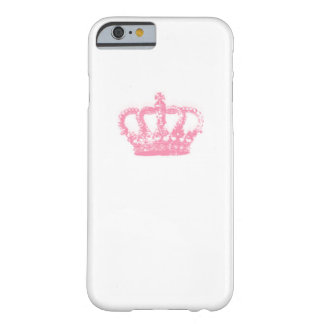 Pink Queen Barely There iPhone 6 Case
