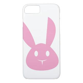 Pink rabbit iPhone 7 case