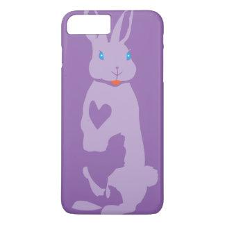 Pink rabbit iPhone 7 plus case