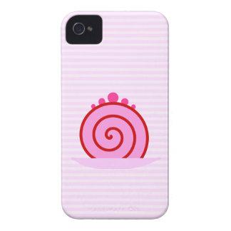 Pink Raspberry Cake. iPhone 4 Covers
