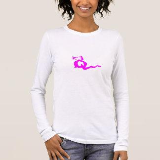 pink rat geek T shirt