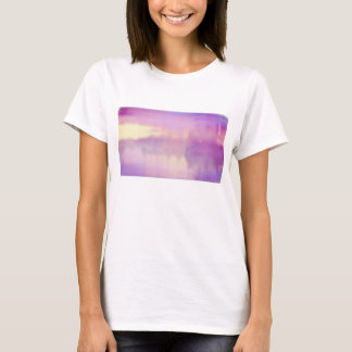 pink reflection T-Shirt