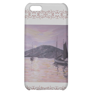 Pink Reflections painting iphone case iPhone 5C Case