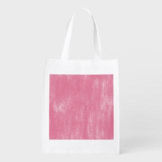 Pink Retro Canvas Grunge Texture