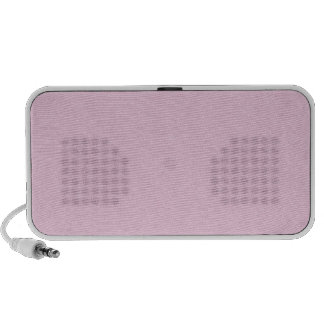 Pink Retro Cardboard Colorful Texture Pattern Travel Speaker