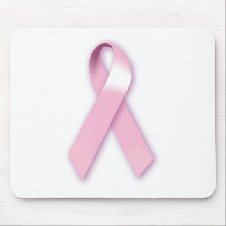Pink Ribbon Awareness Mouse Pad