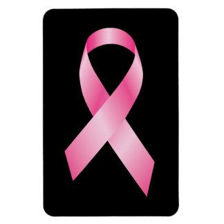 Pink Ribbon - Breast Cancer Awareness Rectangular Photo Magnet