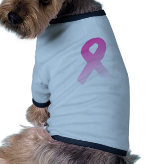Pink Ribbon Breast Cancer Awarness Dog Clothes
