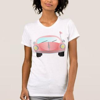 Pink Ribbon Bug Shirts