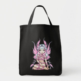 Pink Ribbon Fairy bag