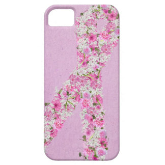 Pink Ribbon for Breast Cancer survivor Barely There iPhone 5 Case