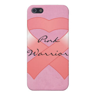 Pink Ribbon Heart iPhone 4 Speck Case iPhone 5/5S Cover