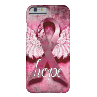 Pink Ribbon Hope by Vetro Designs Barely There iPhone 6 Case