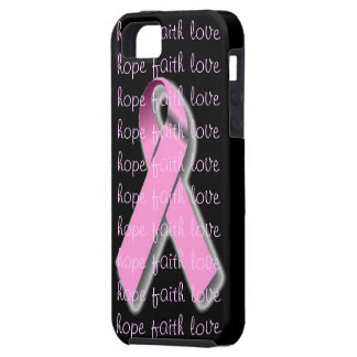 Pink Ribbon iphone 5 Case