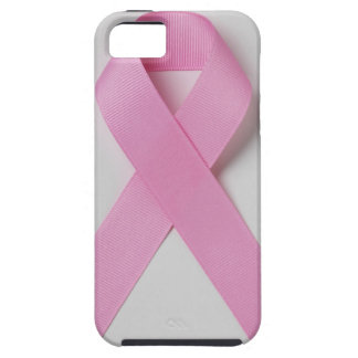 Pink ribbon iPhone 5 cover