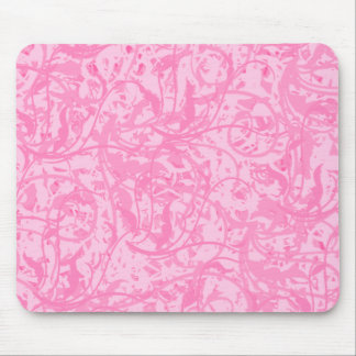 Pink Ribbon Today Mouse Mat