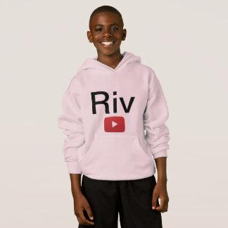 Pink Riv Hoodie