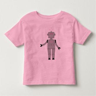 pink robot shirts