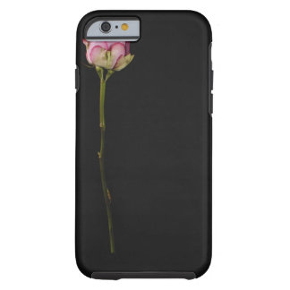 Pink rose 3 tough iPhone 6 case