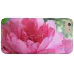 Pink Rose Abstract iPhone 6 Plus Case Barely There iPhone 6 Plus Case