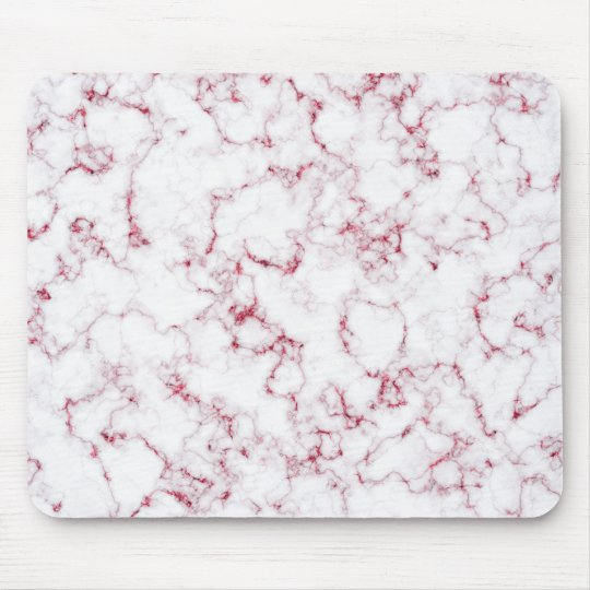 Pink Rose Abstract White Gray Marble Stone Glam