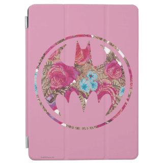Pink Rose Bat Signal iPad Air Cover