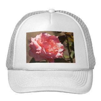 Pink Rose Blossom Hats